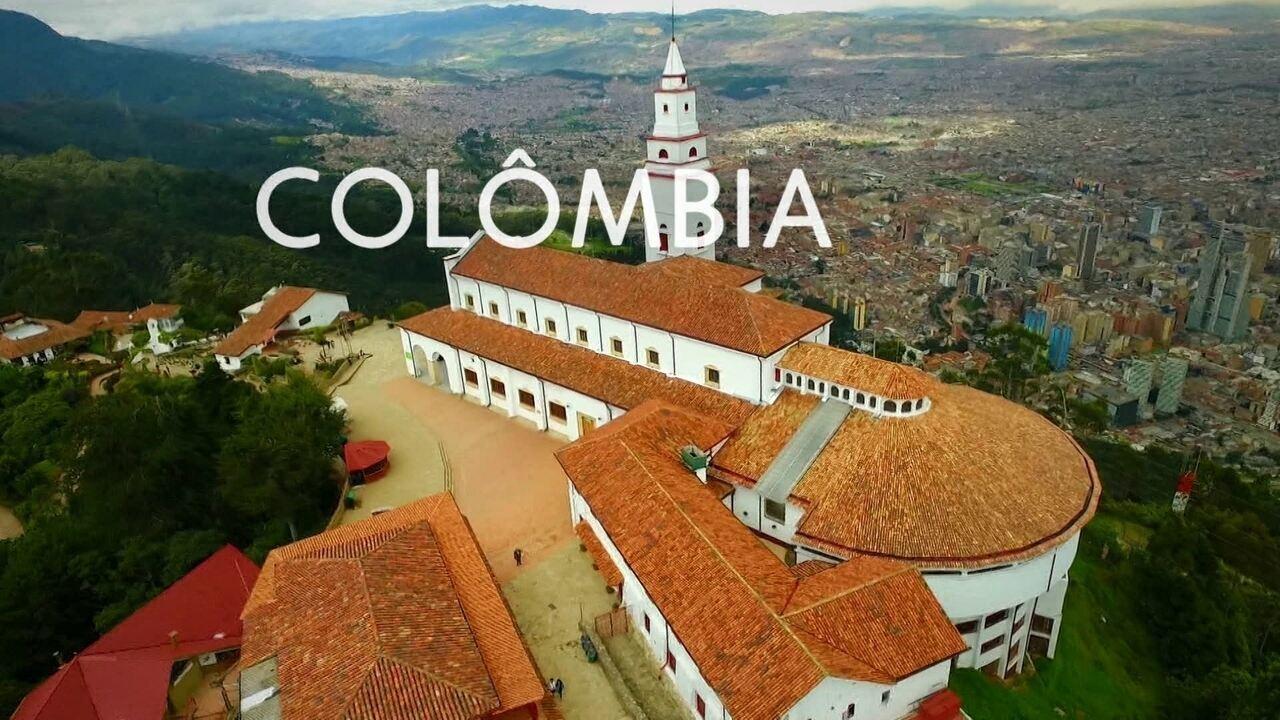 Globo Repórter mostra a beleza e a sedução da Colômbia
