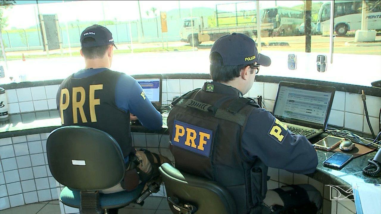 Polícia Rodoviária reduz policiamento nas rodovias na Região Tocantina