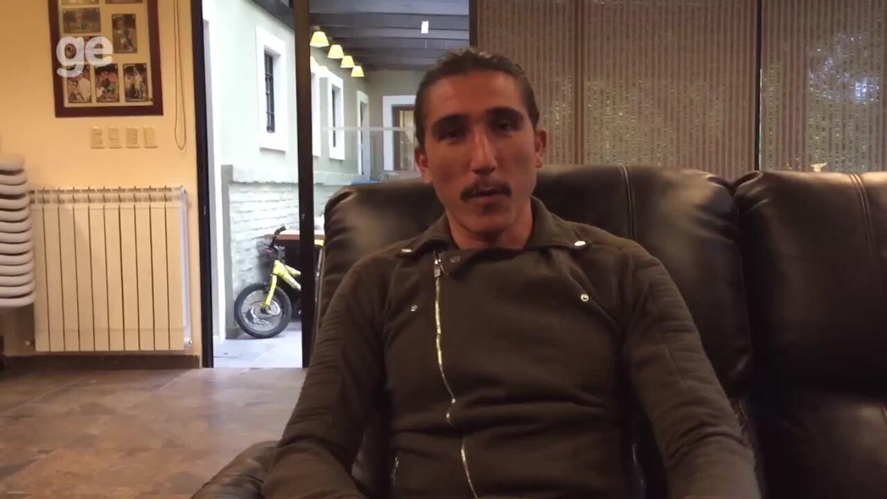 Ex-goleiro do Botafogo, Castillo, manda recado para torcedores