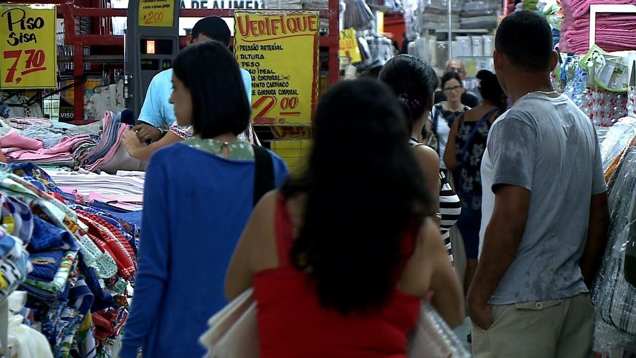 Alagoas tem o maior aumento em vendas do varejo do Nordeste, diz pesquisa