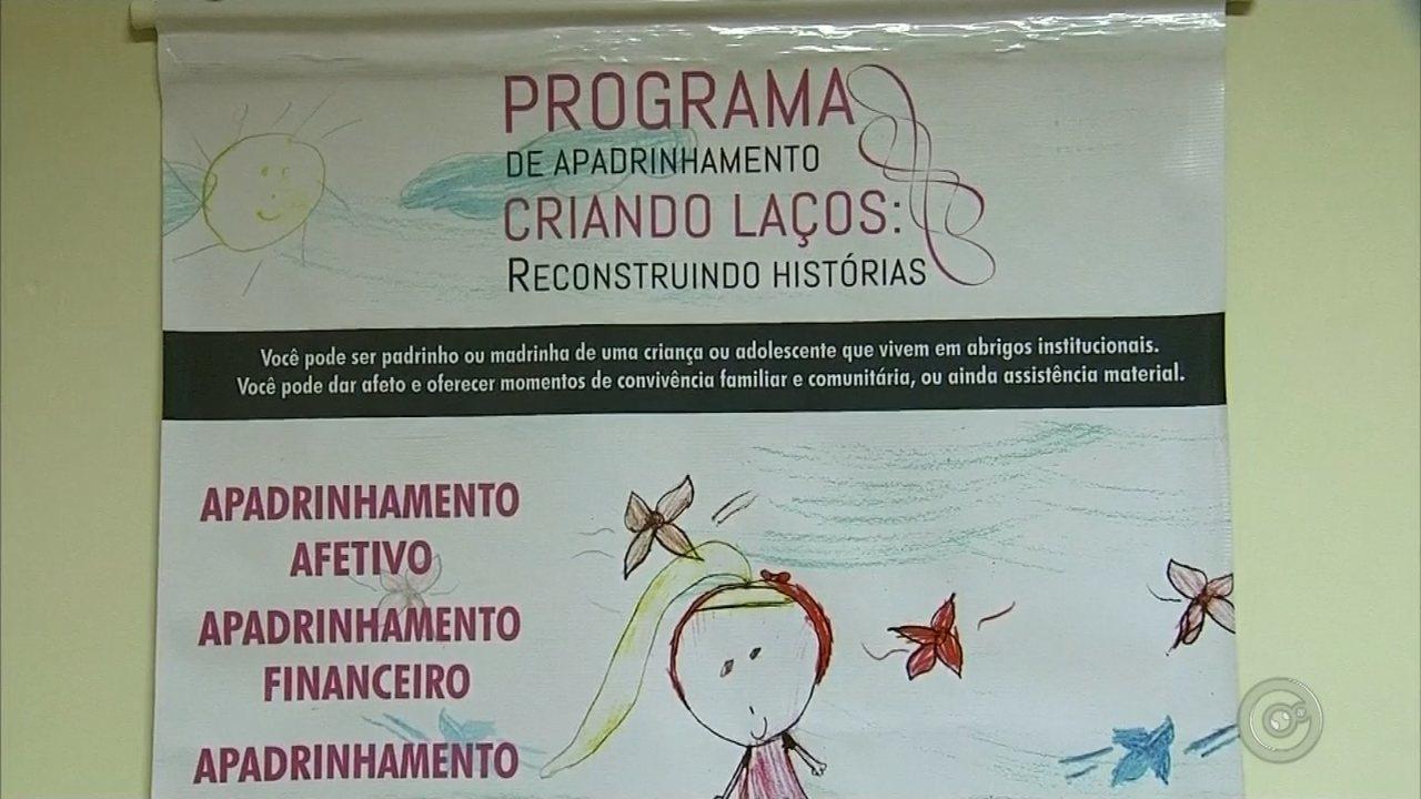 Programa de apadrinhamento oferece qualidade de vida a jovens em Pereira Barreto