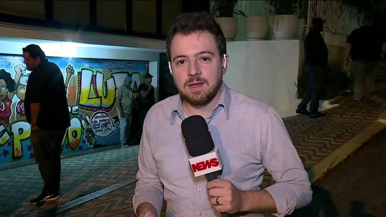 PT diz, em nota, que condenação de Lula representa ataque à democracia