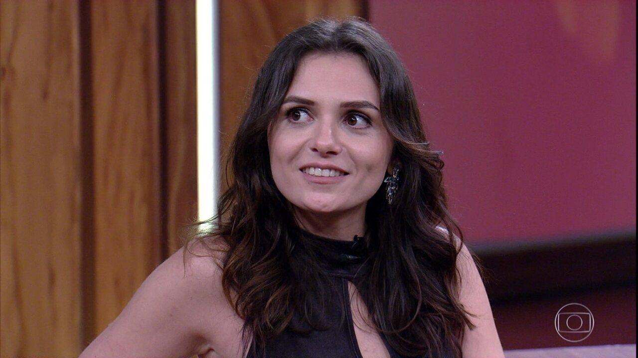 Monica Iozzi fala sobre o momento atual de sua carreira