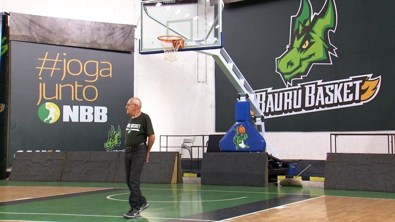 Bauru Basket é uma joia do interior!