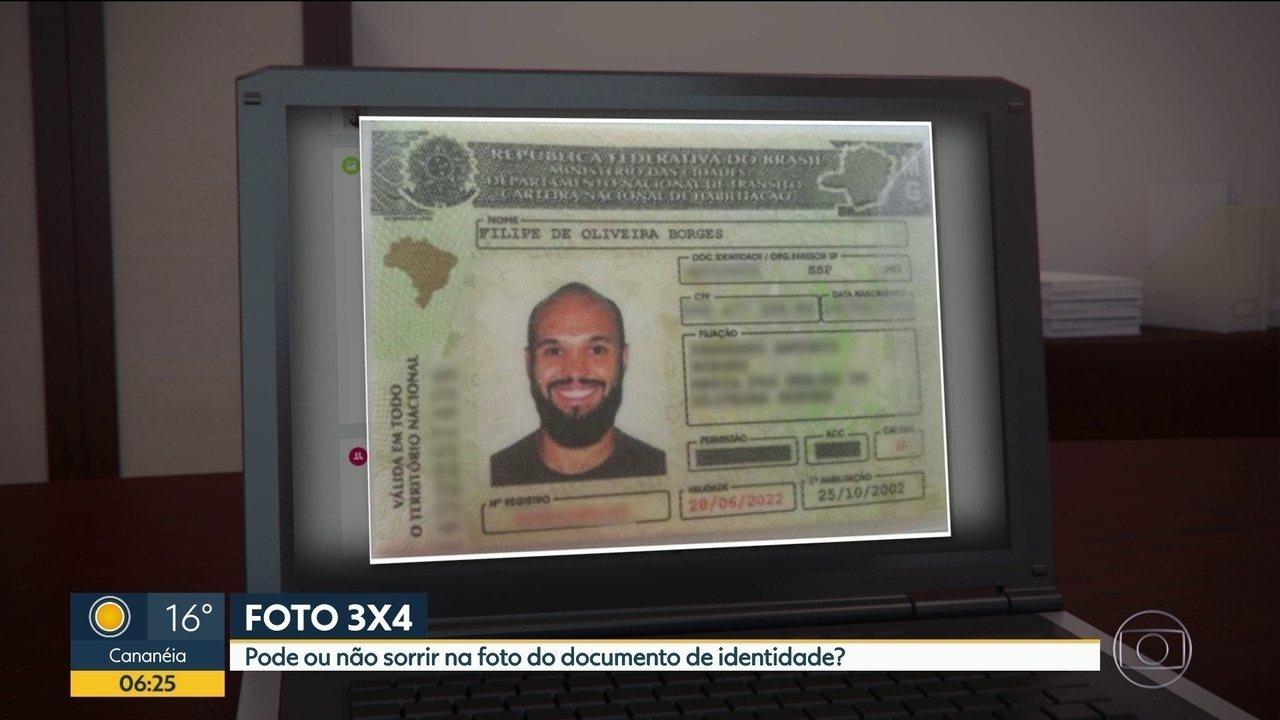 Poupatempo dá dicas para quem quer sorrir na foto do documento pessoal