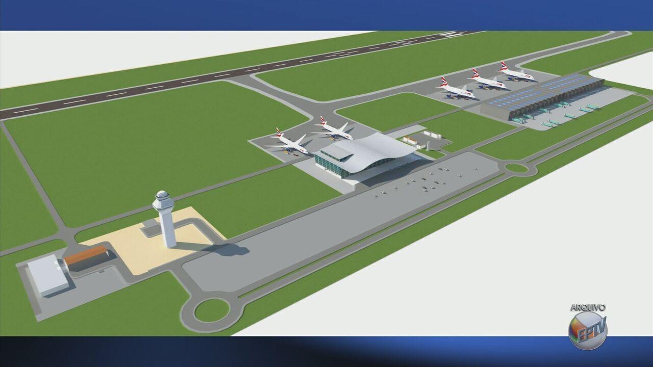 Novo edital busca investidores para construção de aeroporto de cargas em Pouso Alegre (MG)