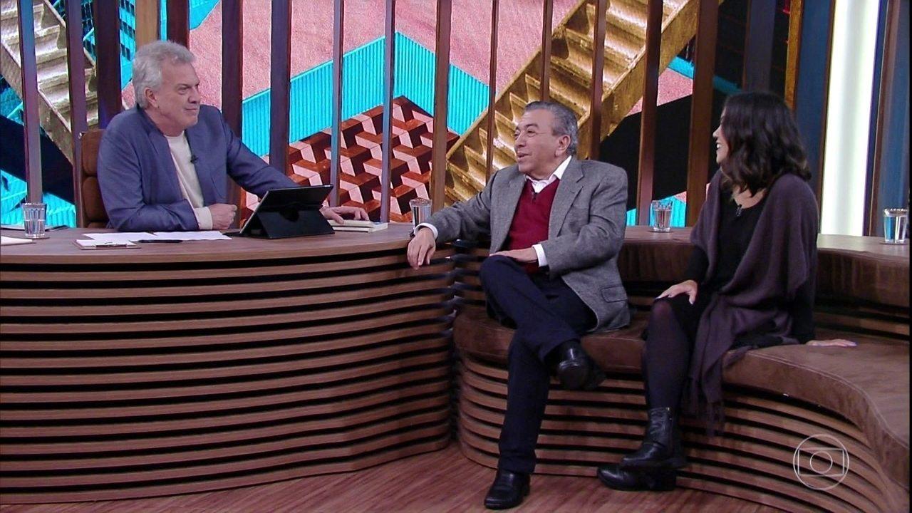 Mauricio de Sousa fala sobre a criação da Turma da Mônica Jovem