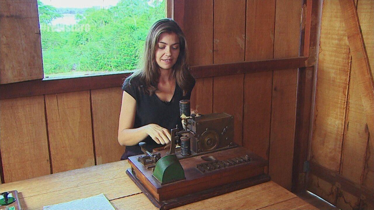 Parte 1: Vanessa Mafra mostra pontos turísticos de Porto Velho