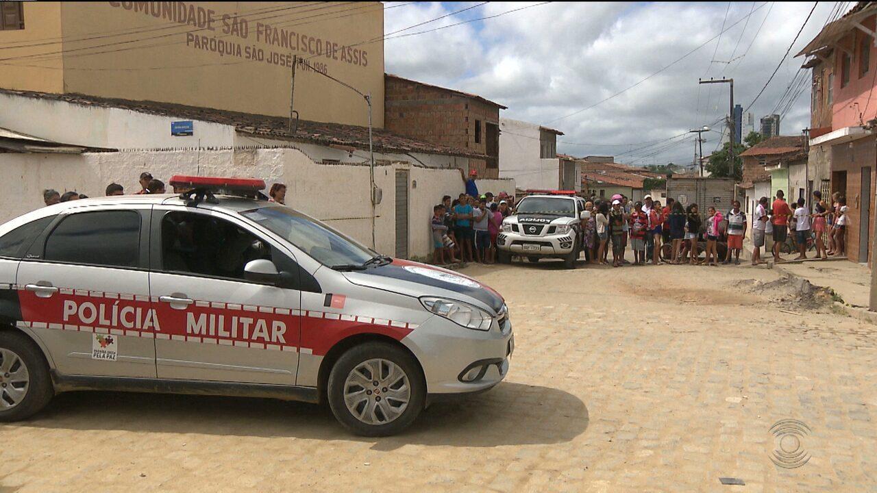 Homem é morto a tiros no José Pinheiro, em Campina Grande