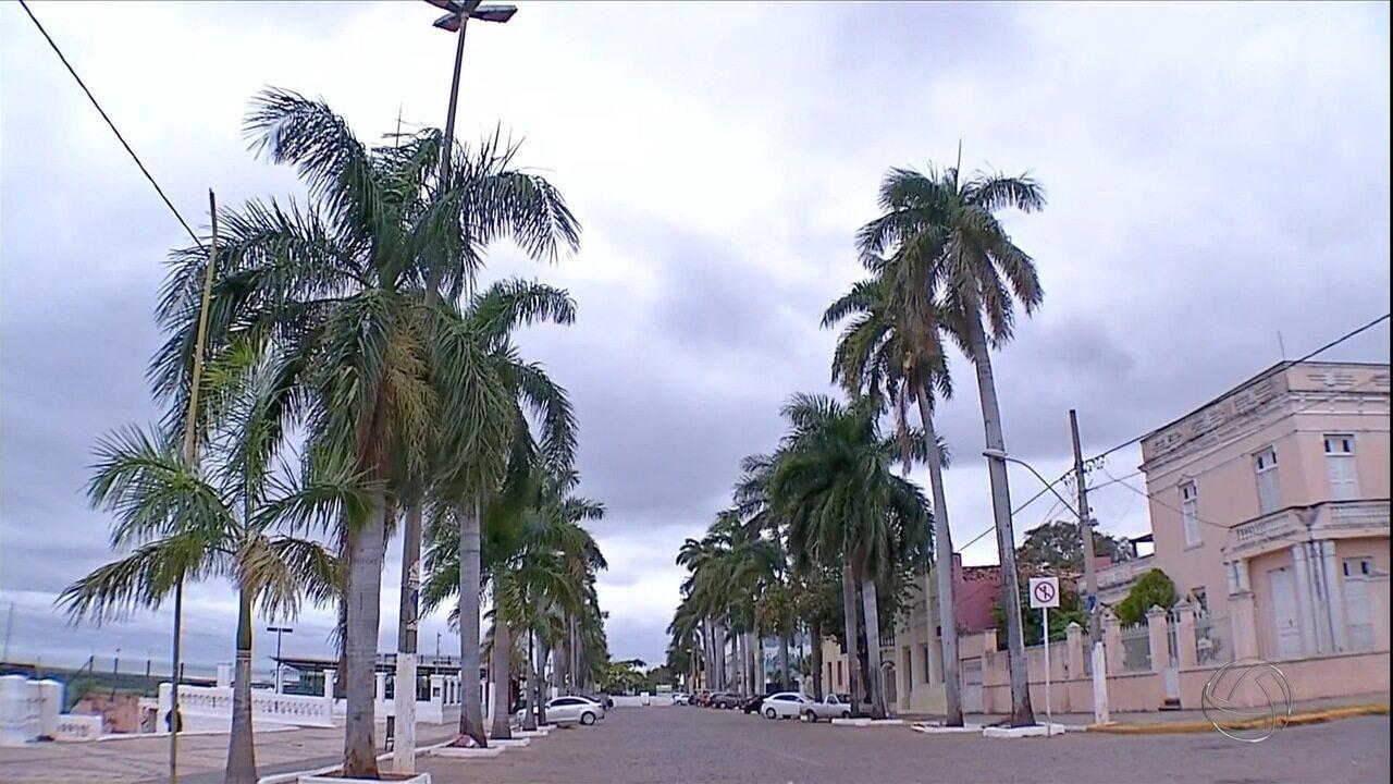 Em poucas horas, temperatura despenca em Corumbá, MS