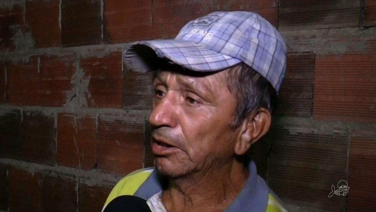 Pai de crianças assassinadas em Viçosa do Ceará lamenta violência
