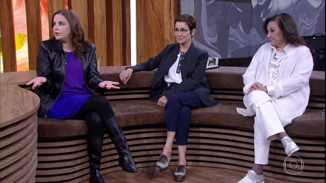 Mariana Varella defende que é uma escolha da mulher ter ou não filhos