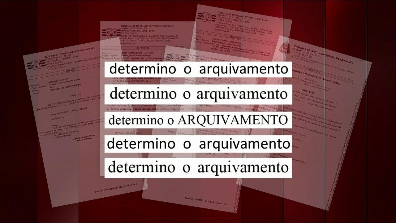 Homicídios em São Paulo demoram mais que o dobro do prazo legal para serem julgados