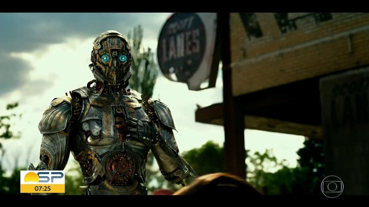O Último Cavaleiro estreia nesta quinta-feira — Transformers