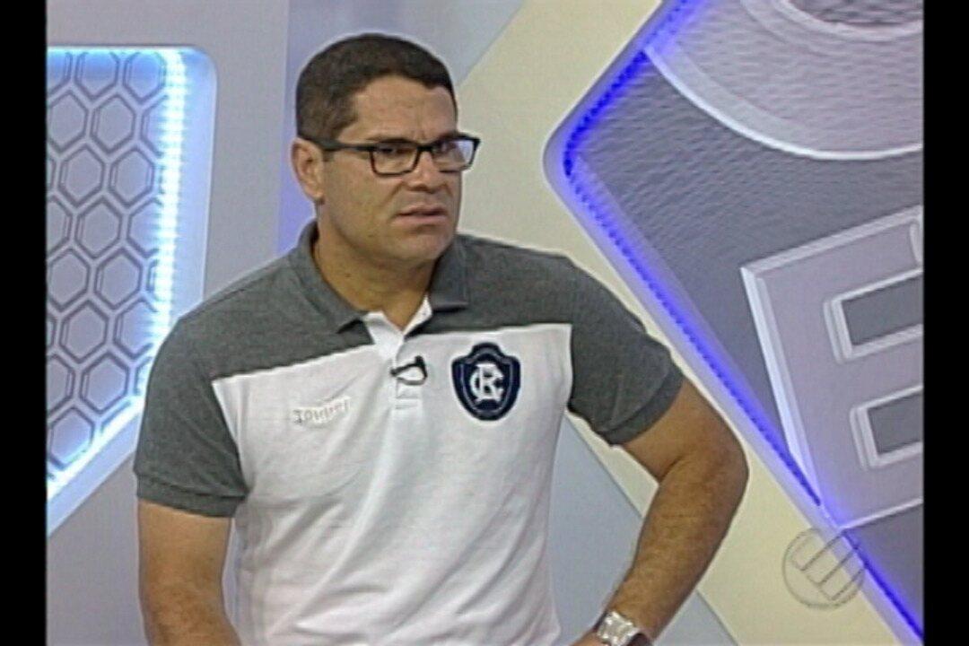 Léo Goiano participou do Globo Esporte Pará desta sexta-feira. Confira na íntegra