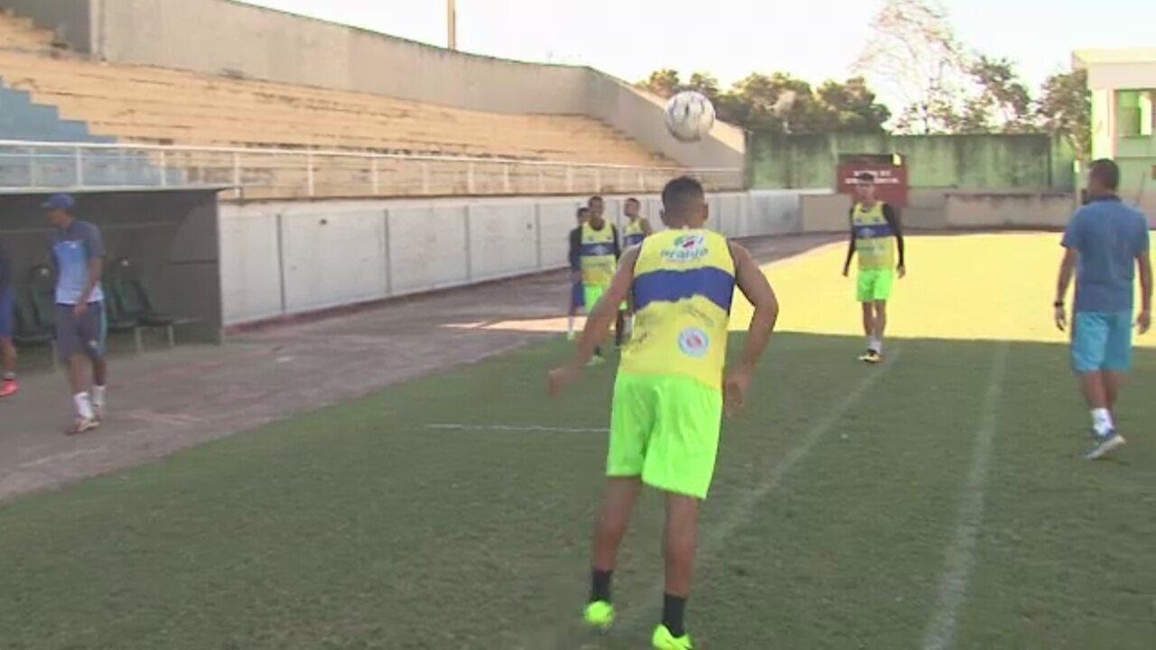 Atlético-AC está praticamente definido para jogo de ida das oitavas de final da Série D