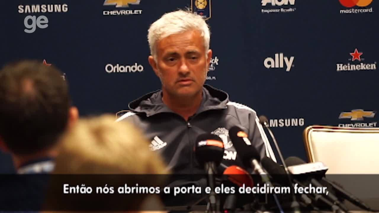 Jurgen Klopp diz que não está interessado naquilo que Mourinho diz
