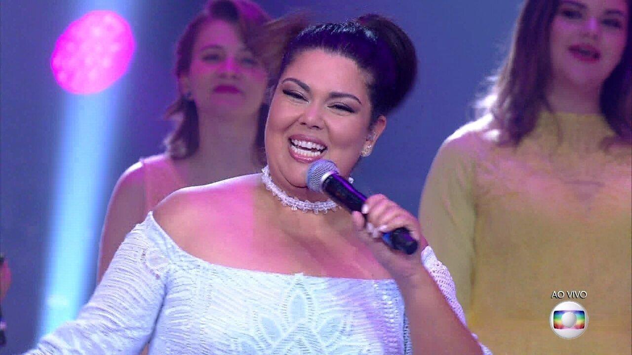 """Fabiana karla canta o sucesso """"Eu Só Quero Um Xodó"""" de Dominguinhos"""