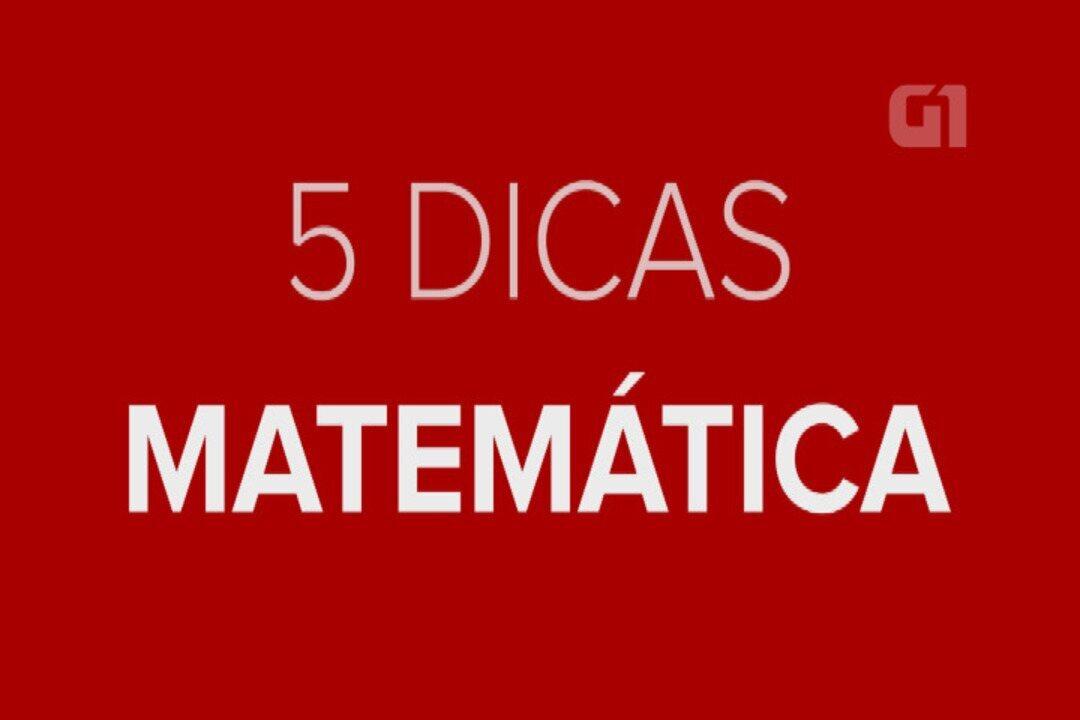 Lia Salgado dá 5 dicas para estudar matemática
