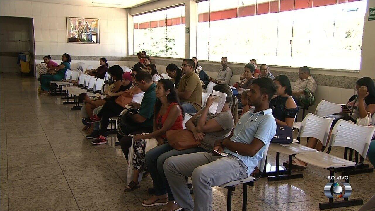 Médicos da Santa Casa fazem apenas atendimentos de urgência, em Goiânia