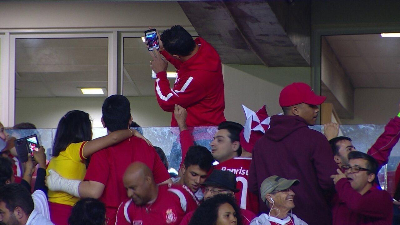Camilo treina entre os titulares e Damião fica na reserva