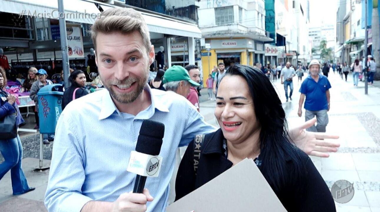 O repórter Rafael Ristow quer saber, o que você faria com 40 milhões de reais?