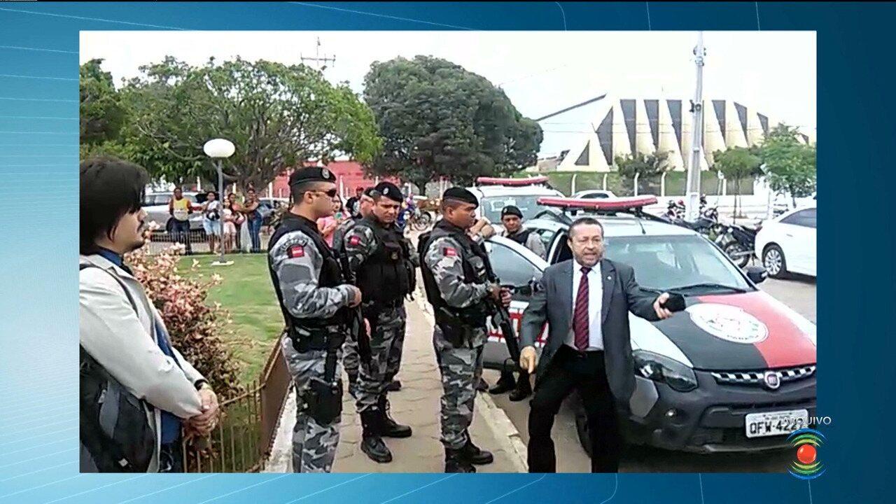 Ministério Público da Paraíba afasta do cargo o promotor de justiça da comarca de Sousa