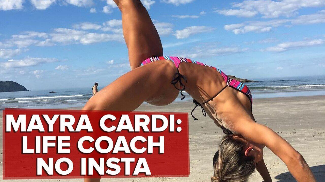 Mayra Cardi: Conheça a rotina da musa fitness do Instagram