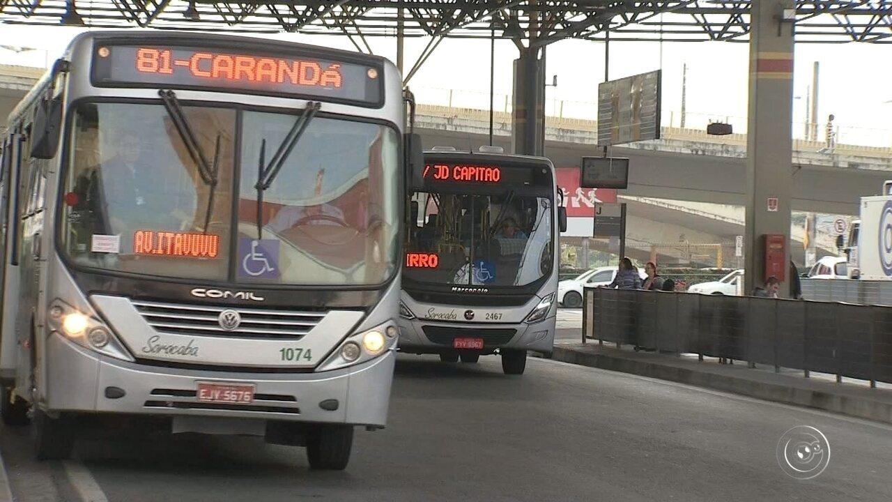 Sindicato e empresas cumprem determinação e ônibus voltam a circular em Sorocaba