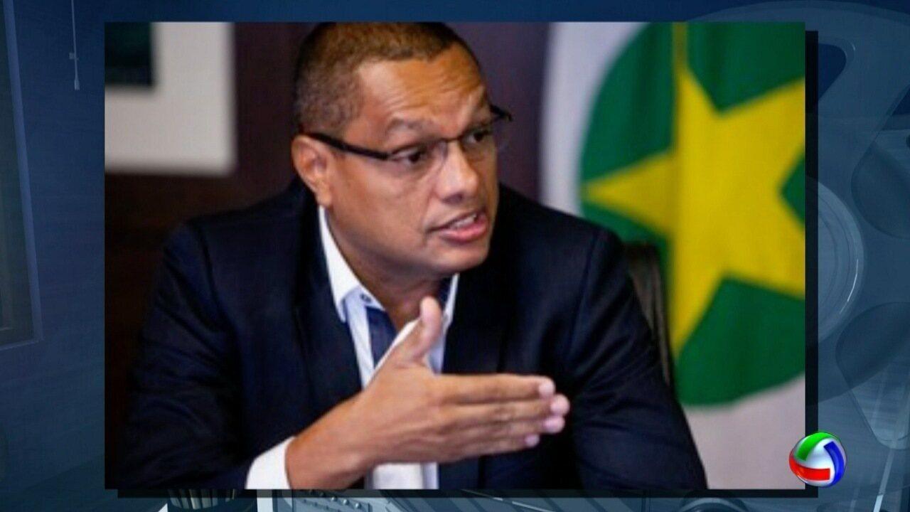 Coronel Airton Siqueira Junior, secretário de Justiça e Direitos Humanos (Sejudh), passa a ser investigado por determinação de desembagador do TJMT