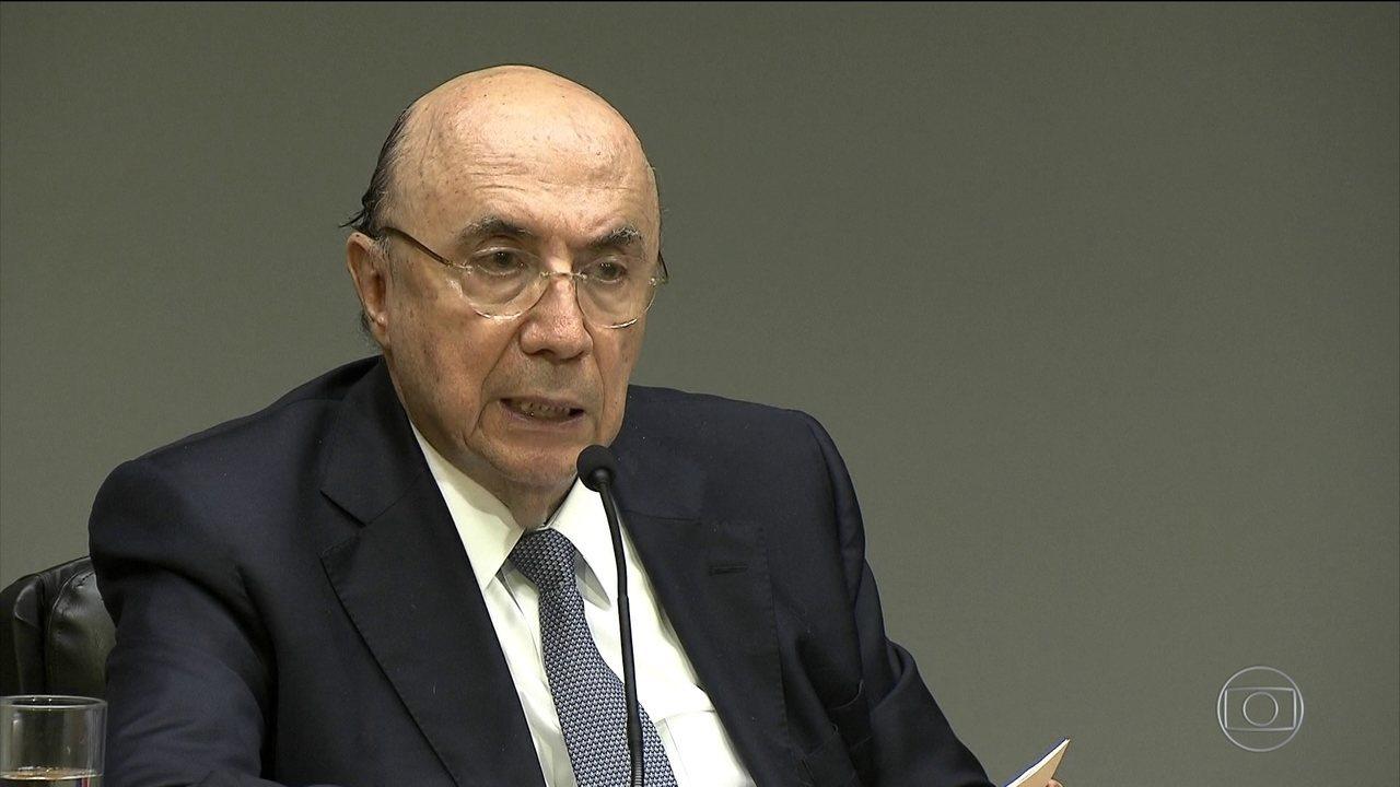 Governo poderá rever meta fiscal de 2017, diz Meirelles