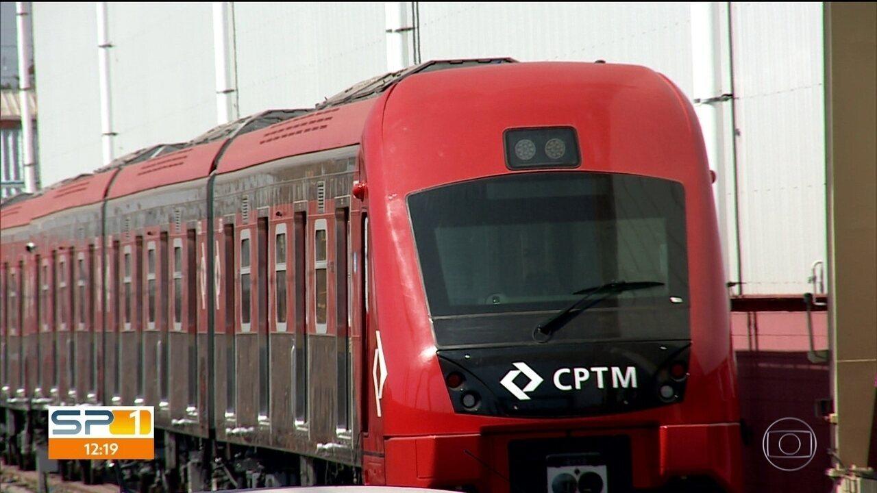 Aumentam casos de vandalismo em trens da CPTM em 2017