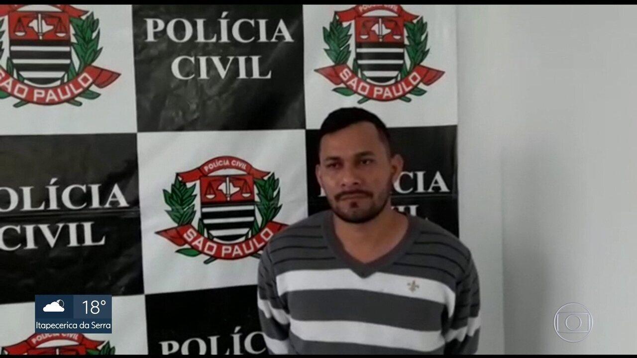 Polícia prende em Guarulhos suspeito de envolvimento em assaltos a bancos no Norte do país