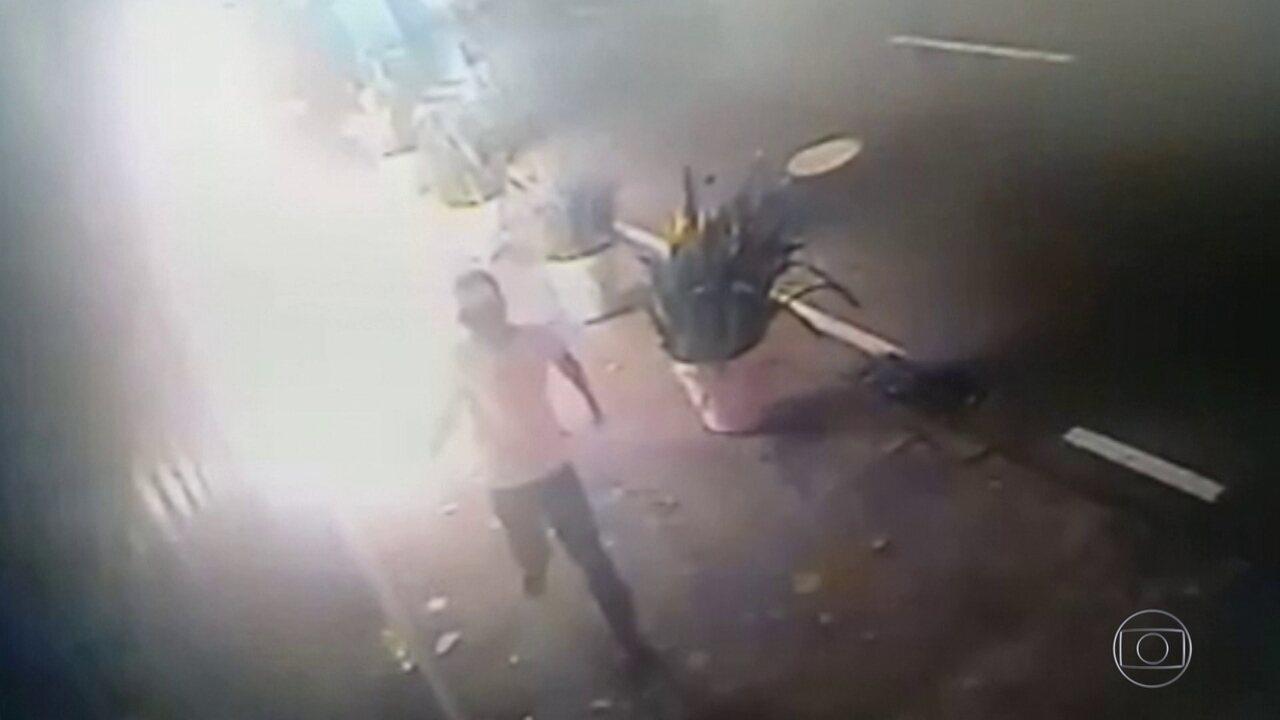 Centro espiritual é atacado na Zona Sul do Rio
