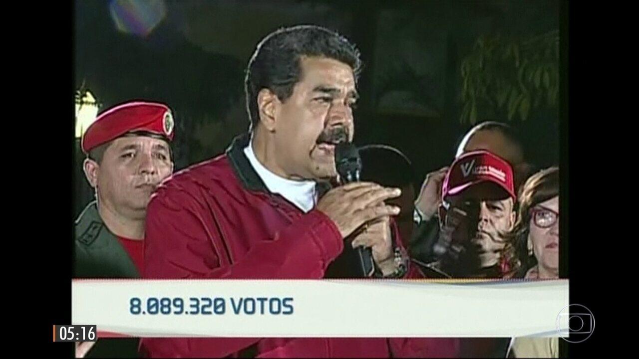 Governo da Venezuela pretende instalar assembleia para redigir nova constituição