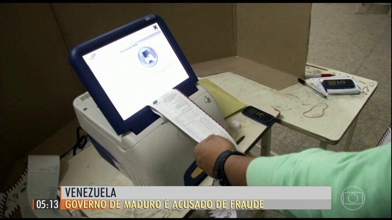 Venezuela ignora pressão do Mercosul