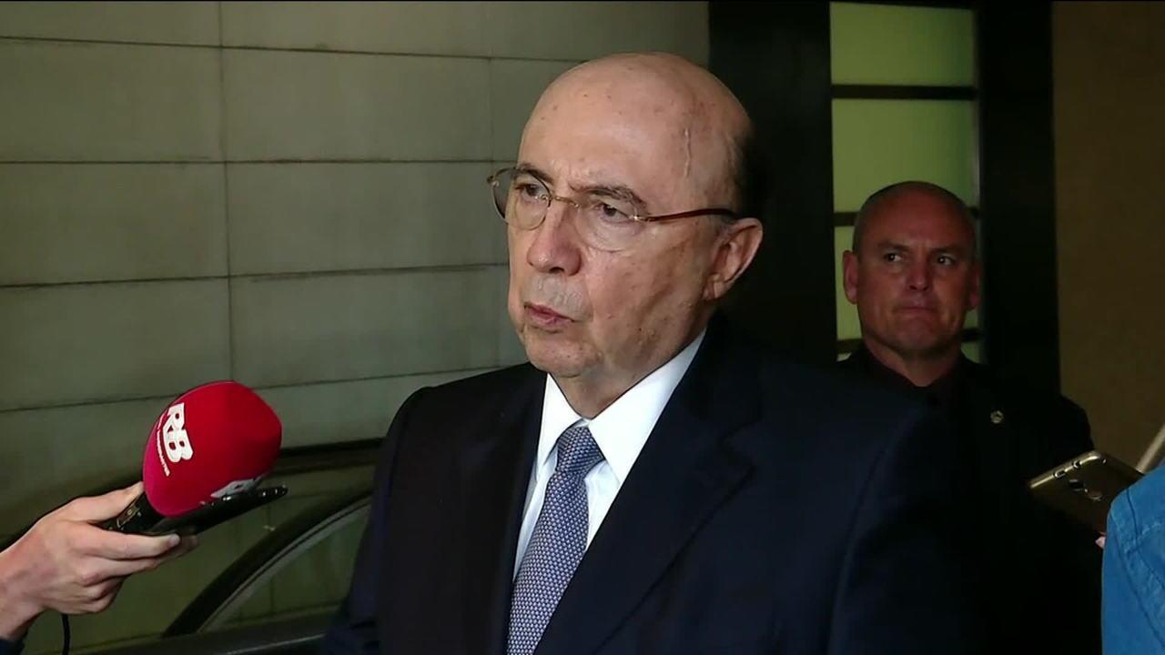 Meirelles diz que reforma da Previdência deve ser votada até outubro