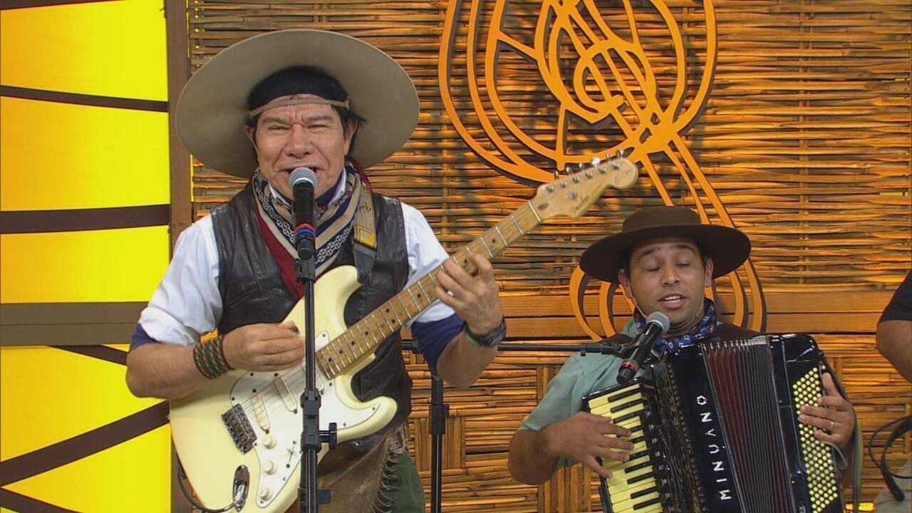 Grupo Eco do Minuano & Bonitinho tocam 'Pedaço de Mim'