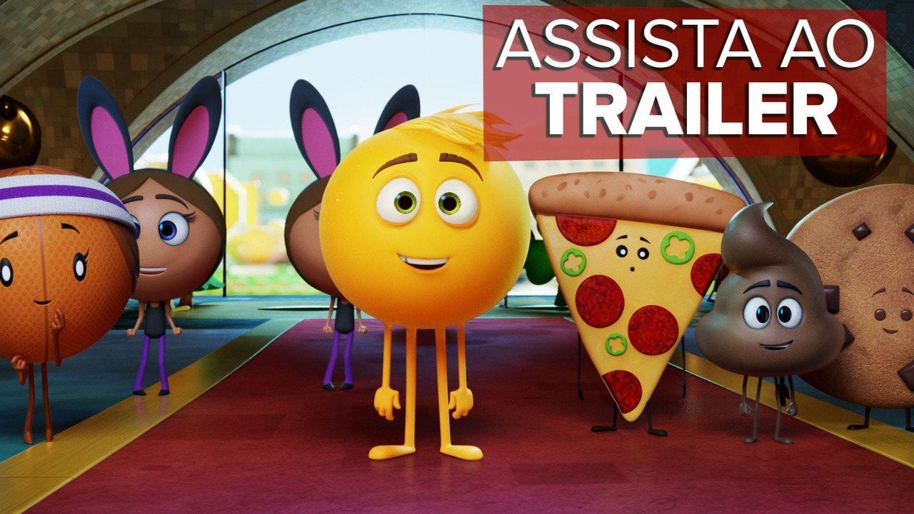 Assista ao trailer dublado de 'Emoji - O filme'