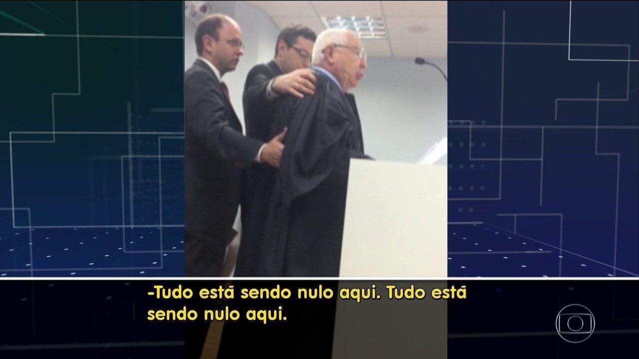 Resultado de imagem para Advogado acusa desembargador de pedir propina para favorecer cliente