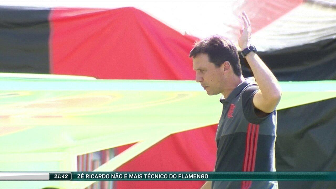 Sem treinador, Flamengo enfrenta Palestino pela Sul-Americana com grande vantagem