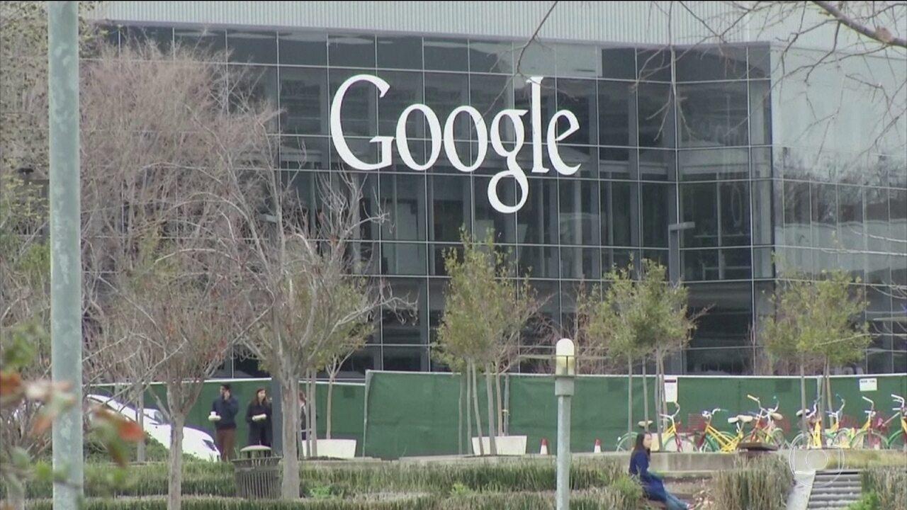Google demite um funcionário por divulgar um manifesto machista