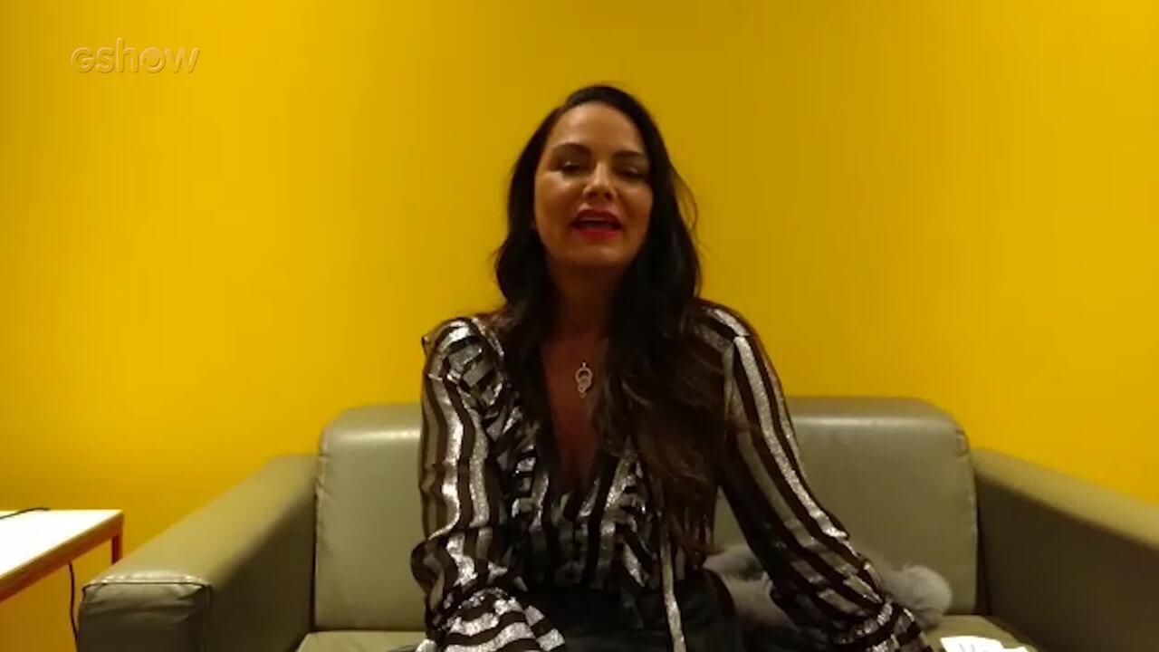 Luiza Brunet revela que sua vida vai virar filme