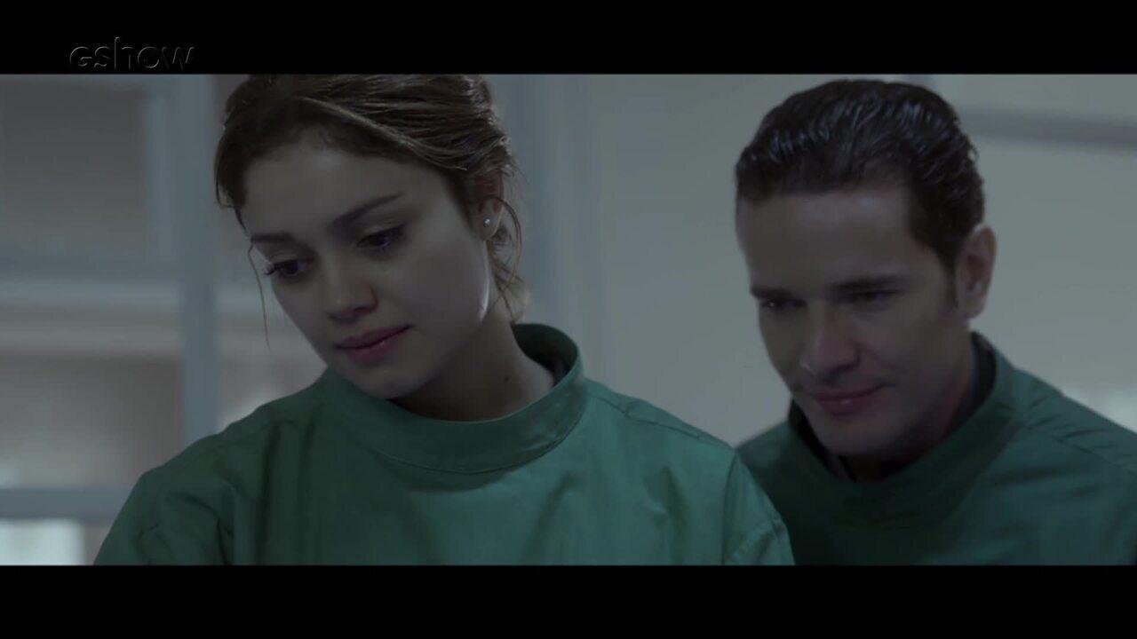 Resumo de 8/8: Lucas acorda do coma e pede que Alice volte para Vitor