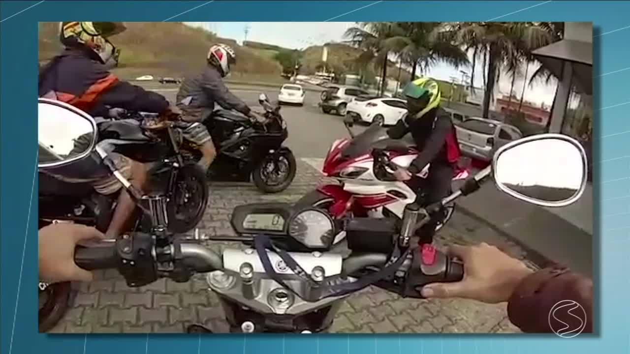 PRF investiga motociclistas que pilotam a quase 200km/h na Via Dutra