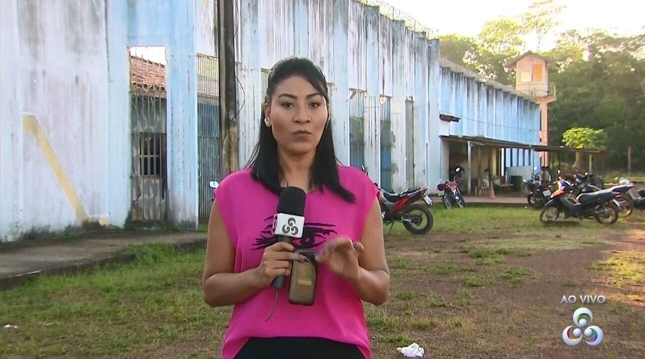 Oito presos fogem de penitenciária do Amapá
