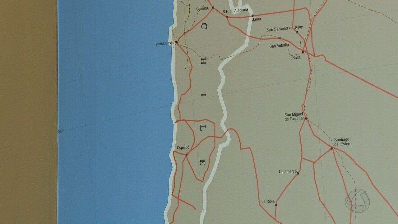 Expedição para analisar viabilidade de rota para Pacífico sai de MS no dia 25 de agosto