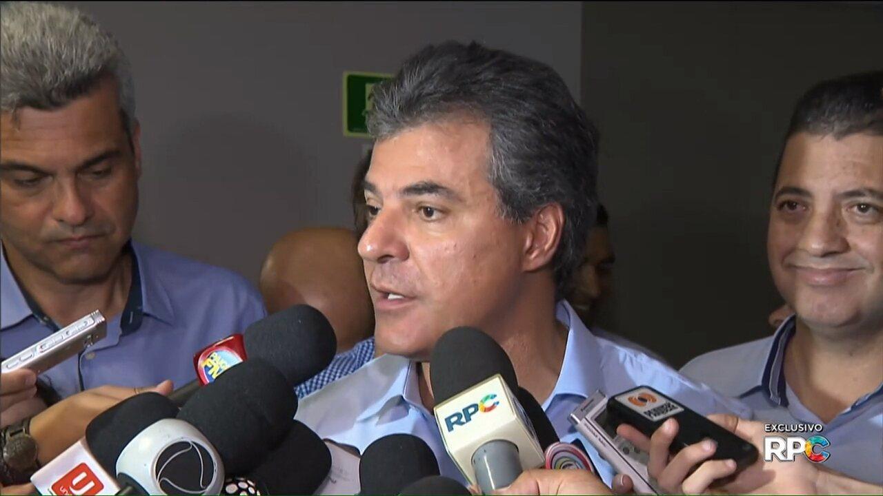 Testemunhas do inquérito que investiga o governador Beto Richa começam a ser ouvidas