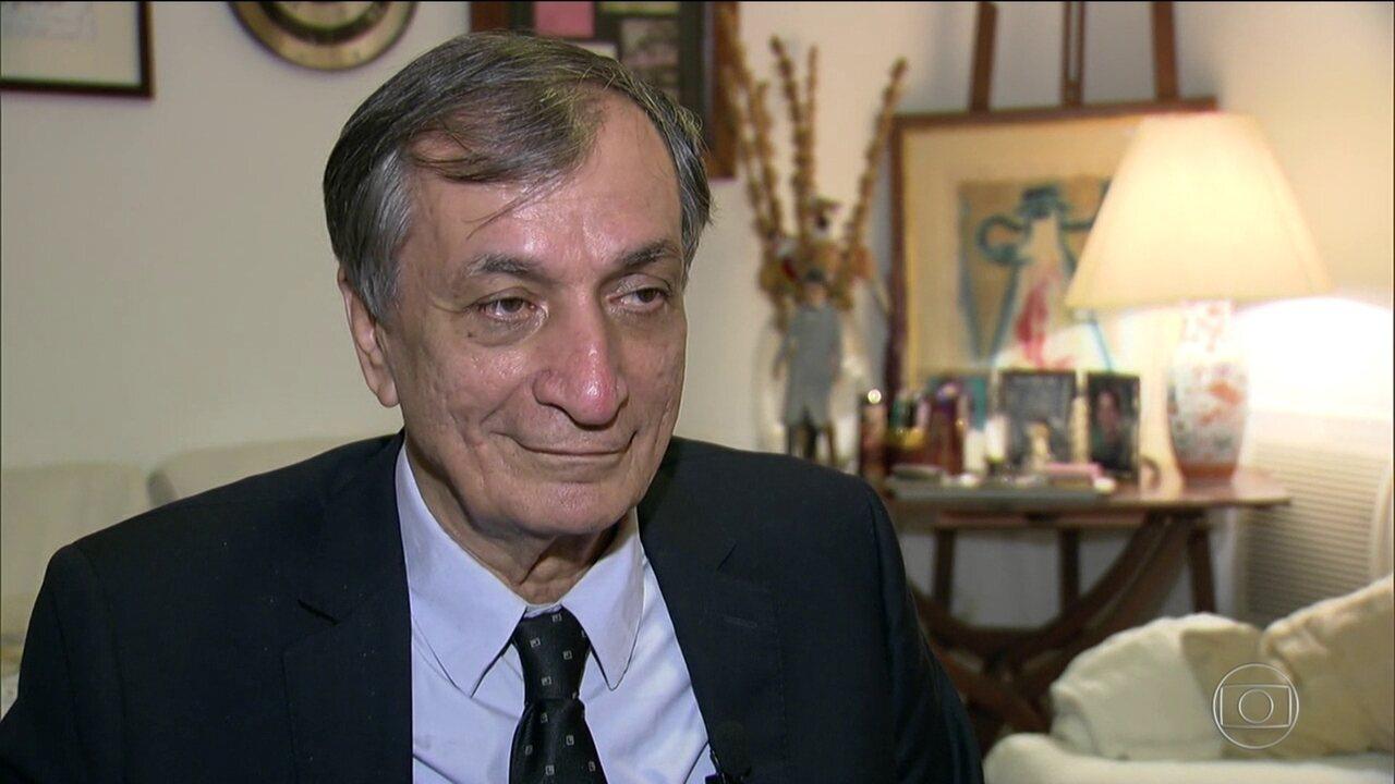 Poeta Antônio Cícero é eleito imortal da Academia Brasileira de Letras