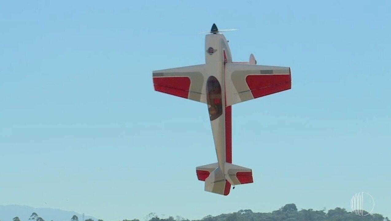 Clube de aeromodelismo em Arujá